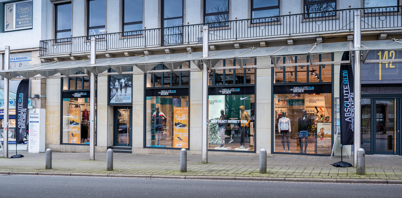 Dritter ABSOLUTE RUN Store in Bremen eröffnet